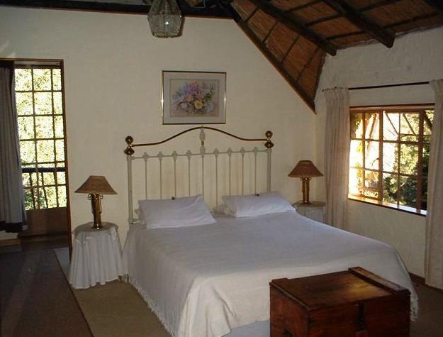 Cottage Pie  Clarens - bedroom