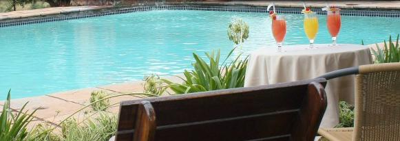 Jock-Sabie Lodge - pool