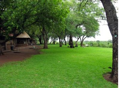 Lower Sabie bungalows