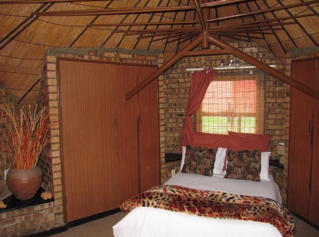 Summit Lodge - bedroom