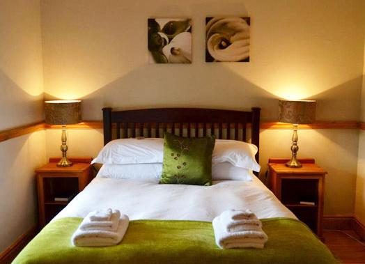 Berluda - bedroom