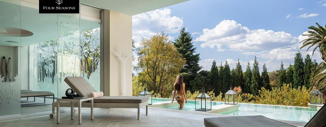 Four Seasons - pool