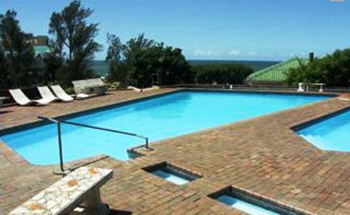 Umdloti Resort - swimming pool