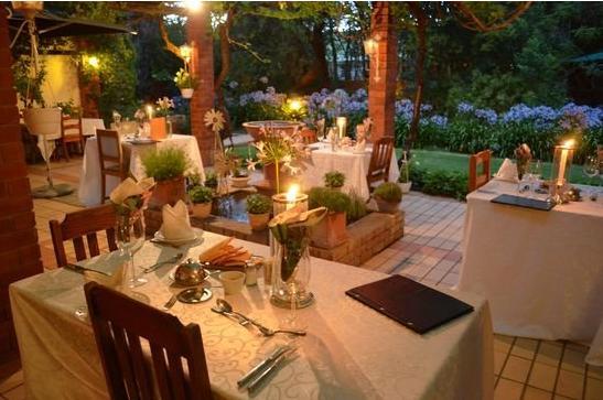 De Oude Kraal - dining