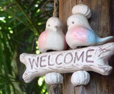 Honeycomb Guest House - welcome