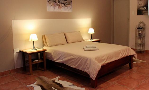 Paradise Lodge - bedroom