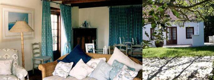 Richmond House Cottages - interior