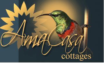Ama Casa Cottages - logo