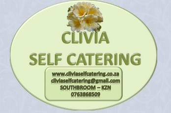 Clivia self catering - logo