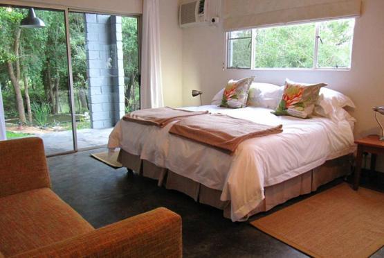 Djuma Galago - bedroom