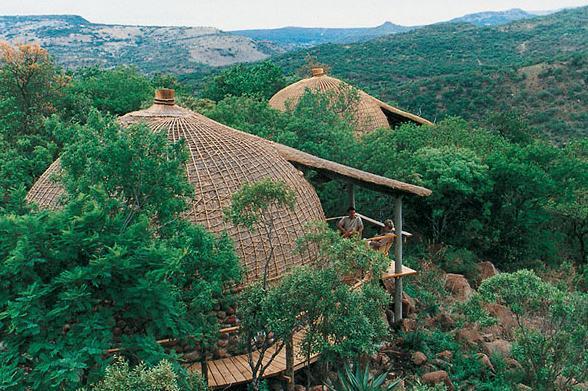 Isibindi Zulu Lodge - Hut