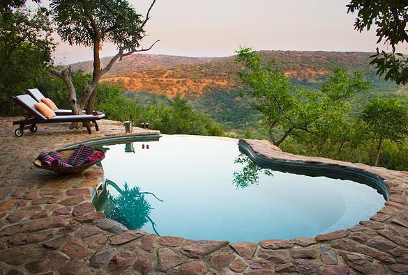 Isibindi Zulu Losge - pool