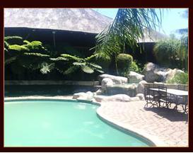 Mantongomane Lodge - pool