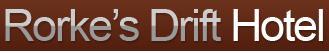 Rorke's Drift Hotel - logo