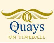 The Quays - logo