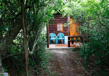 log cabin - Sodwana