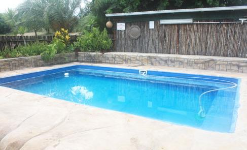 swimming pool - sodwana