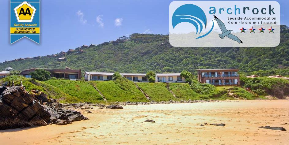 Archrock Seaside accommodation - logo