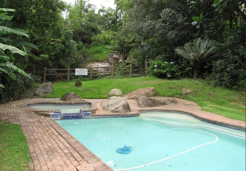 Bananien Lodge - pool