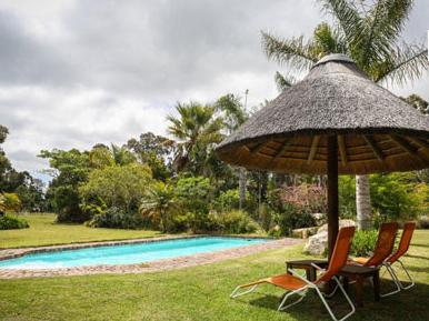 Coral Tree Cottages - swimming pool