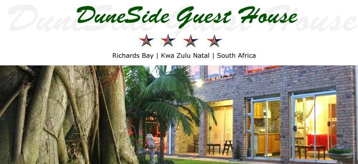 Duneside Guest House - logo