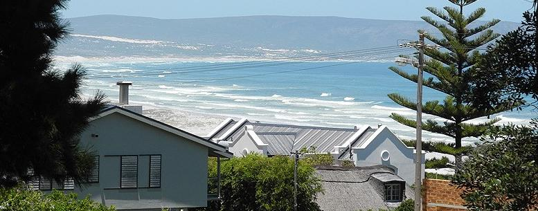 Eirene self catering - sea view