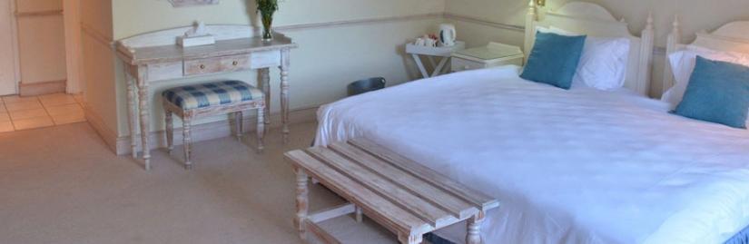 Helderberg Forest Lodge - bedroom