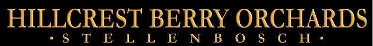 Hillcrest Berry Orchards - logo
