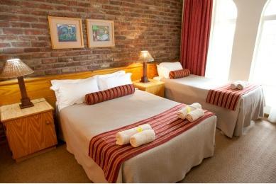 Kleinplaas Holiday Resort - bedroom