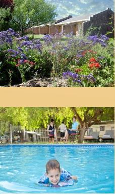Kleinplaas Holiday Resort - swimming pool