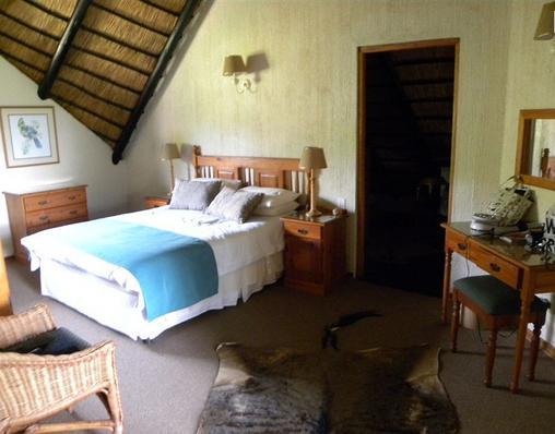 Kruger Park Lodge - bedroom