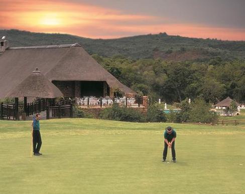 Kruger Park Lodge - golf
