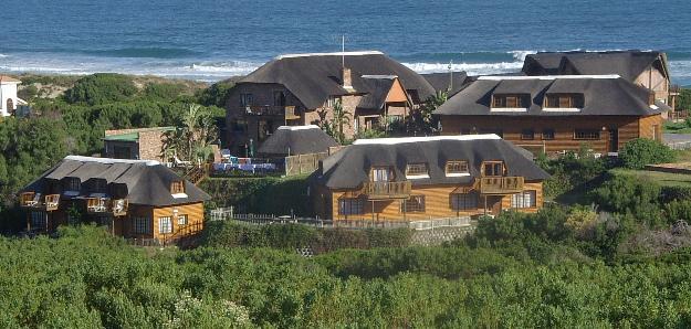 Myoli Beach Lodge and Cabanas