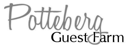 Potteberg Guest Farm - logo