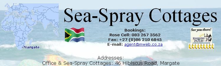 Sea-Spray Cottages - logo
