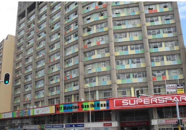 Seaboard Hotel - building