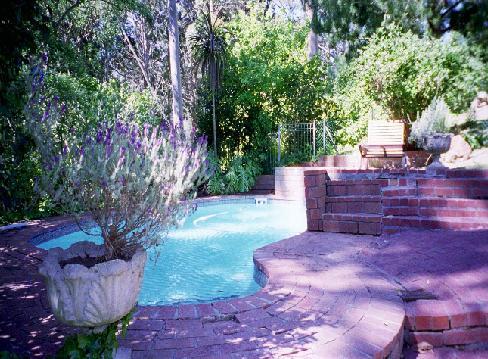 Siloam - swimming pool