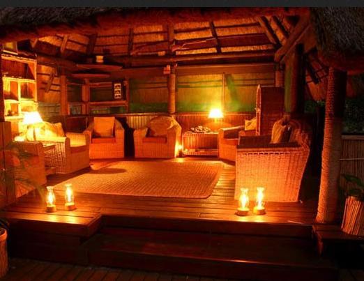 Tembe Elephant Park - lights