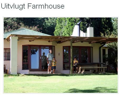 Uitvlugt Farmhouse