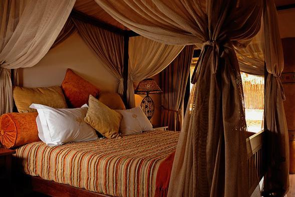 Ivory Tree Game Lodge - bedroom