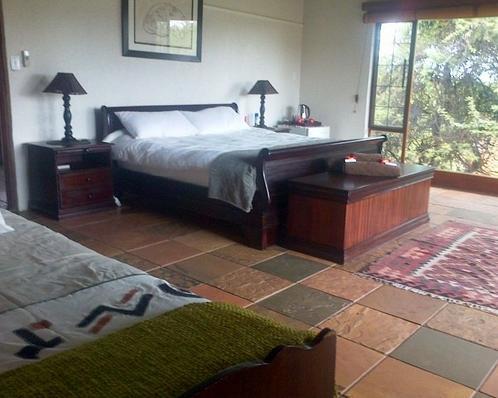 Kierieklapper River House - bedroom
