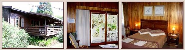 Log Cabin Village - cabins