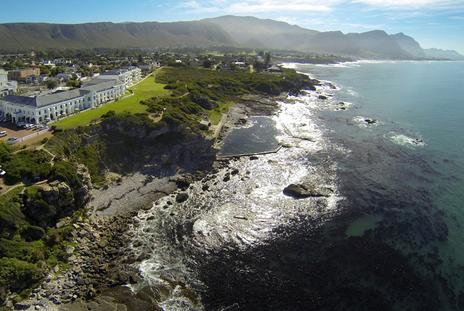 Marine Hotel Hermanus - view
