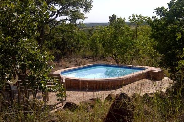 Pumula Lodge - Swimming pool