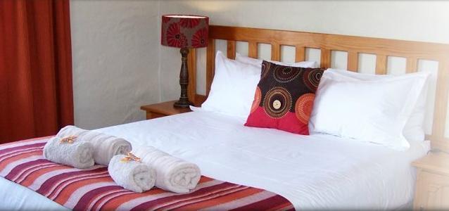 Pumula Lodge - bedroom