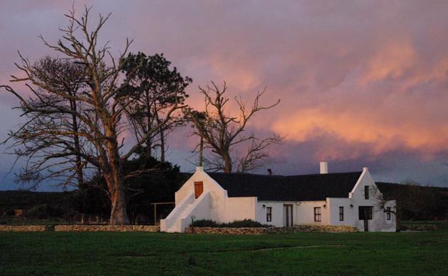 A Farm Story - farmhouse