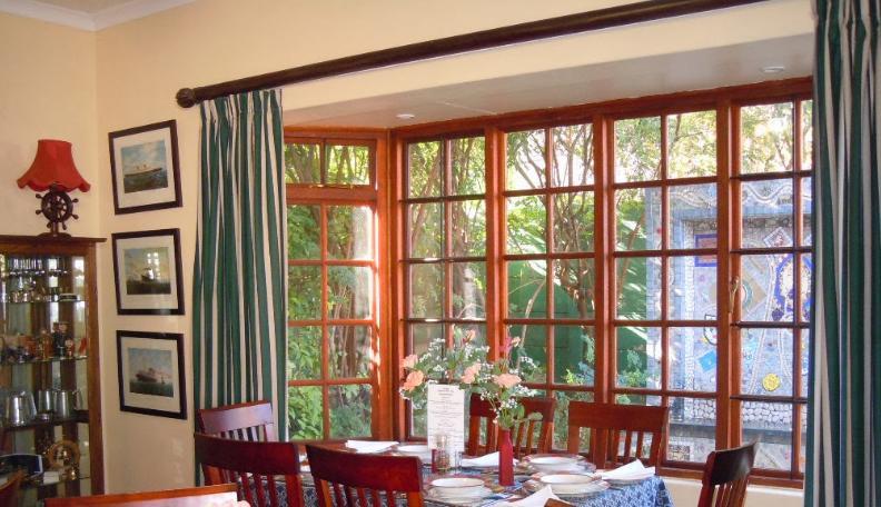 Abigails B&B - dining room
