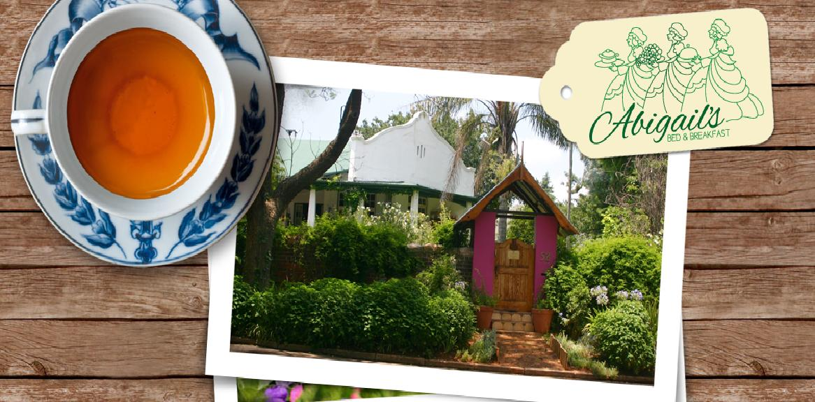 Abigails's Bed & Breakfast - main and logo