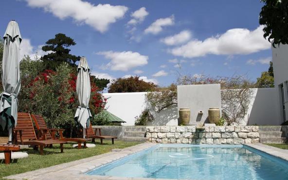 De Doornkraal - swimming pool