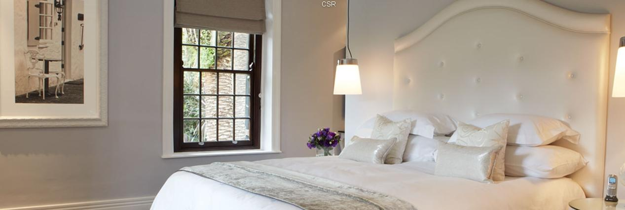 Fancourt Hotel - bedroom